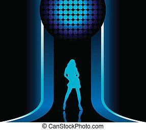 Catwalk Blue2