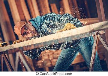 Carpenter Woodwork Craftsman