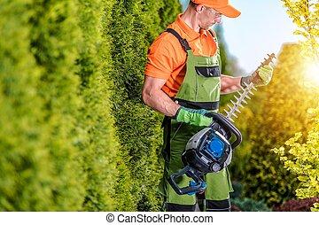 Garden Power Equipment