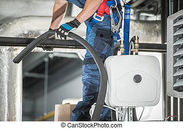 Heating and Cooling Technologies Technician Installer