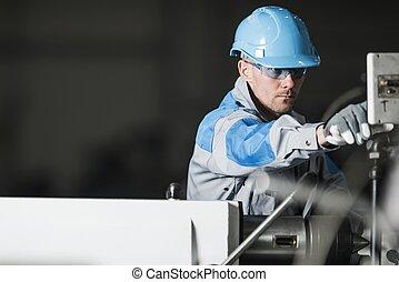 Metalworking Technician Worker