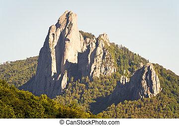 caucasus, bergen