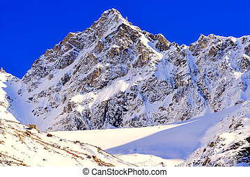 Mountains of the Caucasus, Russia