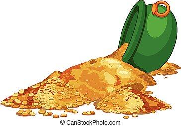 Cauldron of Gold