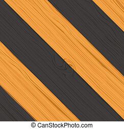 Caution lines over yellow and black background vector...
