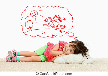 cavalcade, sommeil