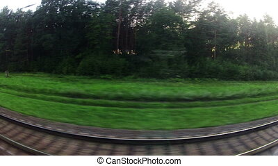 cavalcade, train