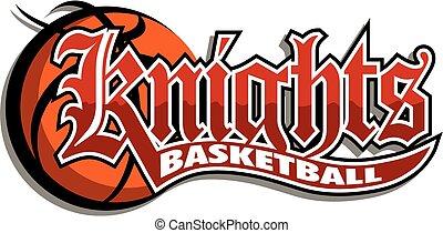 cavaleiros, basquetebol