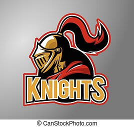 cavaleiros, mascote