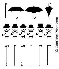 cavalheiro, ícone