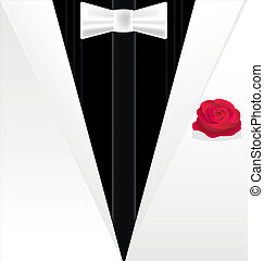 cavalheiro, black-white, fundo