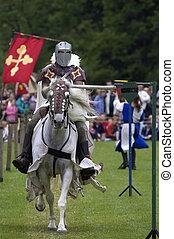 cavalieri, armeggiamento