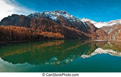 cavallo, antrona, -, lago, valle, alpino
