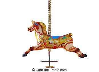 cavalo carrossel