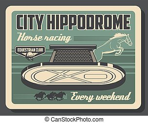 cavalo, jóquei, raça, hipódromo, pólo, desporto