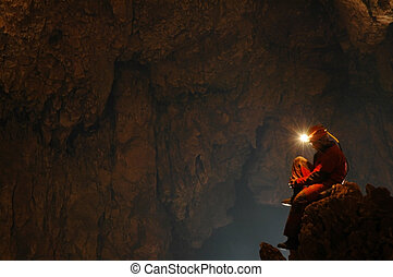 Cave hall