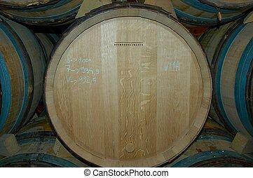 cave, vin français