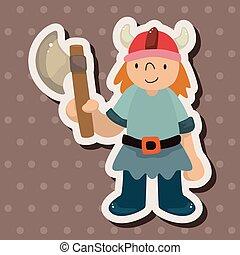 caveman, communie, thema