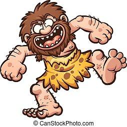 caveman, ridere