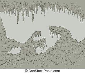 cavern rock zone