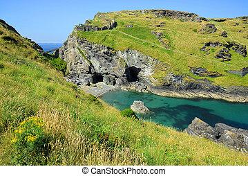 caverna, merlin's