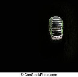 caverna, saída, 4