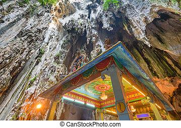 caverne, malaysia, batu