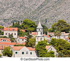 Cavtat old town - Croatia