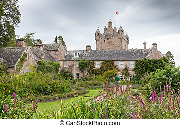 Cawdor Castle - Famous Scottish Cawdor Castle, known from...