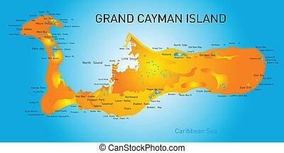 cayman, 壮大