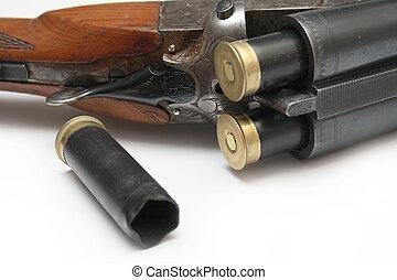 caza, rifle