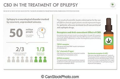 CBD in the Treatment of Epilepsy horizontal business ...