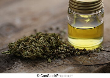 cbd, producto, cannabis, aceite