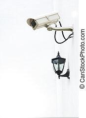 cctv, 保安用カメラ,