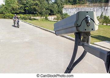 cctv, 保安用カメラ