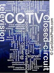 cctv, 詞, 雲