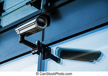 cctv camera office security system