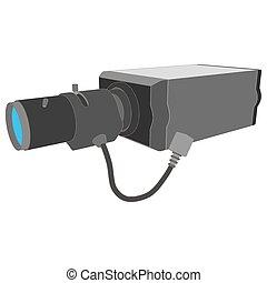 CCTV camera security icon surveillance vector video system illustration sign symbol guard