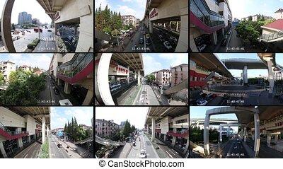 CCTV Footage in natural look