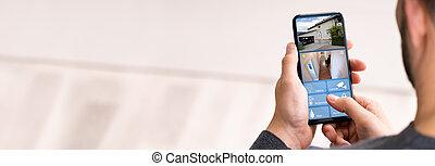 CCTV Home Security Camera Surveillance