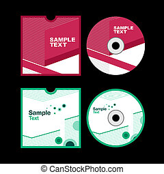 CD Cover design for your business