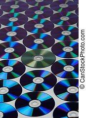 CD Disks.