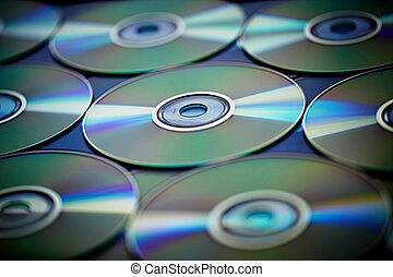 cd, dvd, &, blu-ray