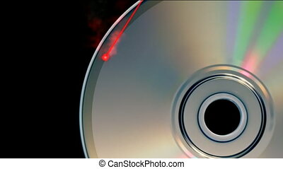 CD DVD burning