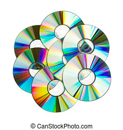 CD Group with Clipping Path