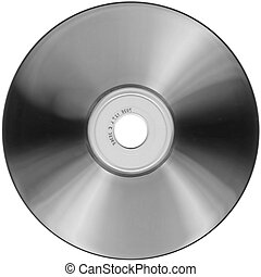 CD or DVD - CD DVD storage support for audio music video ...