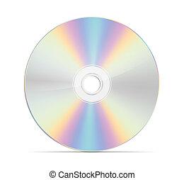 cd-rom - An image of a nice cd rom