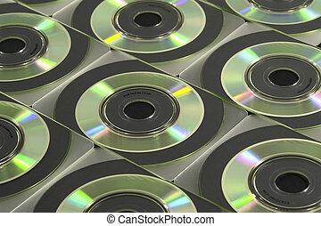 cd-rom, cartão negócio