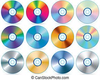 cd, zbiór