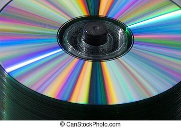cds, paquete